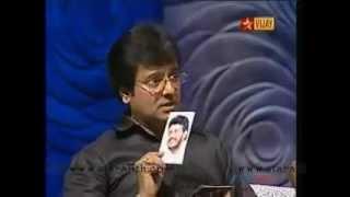 Vivek Teasing Thala Ajith in The Name of Praising