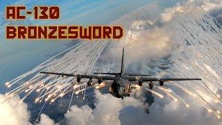 getlinkyoutube.com-Arma 3 - AC-130 USAF - Close Air Support Quickies