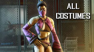 getlinkyoutube.com-Mortal Kombat X All Costumes - All Alternate Skins [1080p HD]
