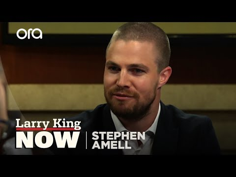 Stephen Amell on the Oliver and Felicity Paring on