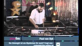 getlinkyoutube.com-Paul Van Dyk Live at Clubnight HR-TV 25-09-2004