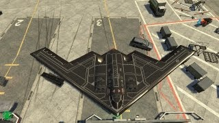 getlinkyoutube.com-Grand Theft Auto IV - Parked Aircraft Pack (MOD) HD