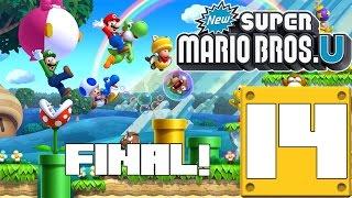 getlinkyoutube.com-New Super Mario Bros Wii U! Capitulo 14! FINAL!