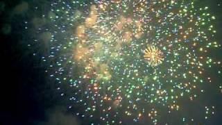 getlinkyoutube.com-Tomorrowland 2009 - Moby + firework !