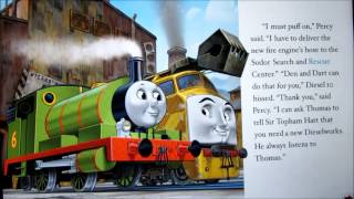getlinkyoutube.com-Thomas And Friends Day of The Diesels
