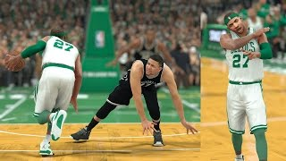 NBA 2K17 My Career - Austin Rivers Is Leaning! PS4 Pro 4K