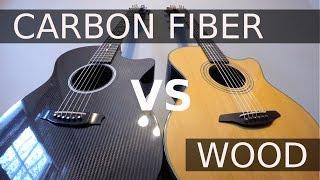 getlinkyoutube.com-Carbon Fiber vs Wood - Guitar Tone Comparison!