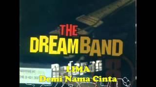 FULL ALBUM DREAM BAND 2004 width=