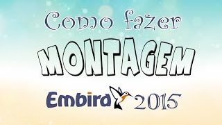 getlinkyoutube.com-Montagem - Embird 2015