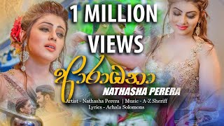 Aradhana   Nathasha Perera Official Music Video 2018