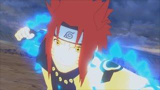 getlinkyoutube.com-Naruto Ultimate Ninja Storm 4 PC MOD - Rikudo Naruto Flying Thunder God Custom Moveset Mod Gameplay