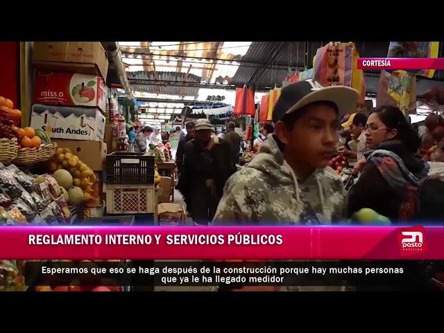 REGLAMENTO INTERNO Y SERVICIOS PÚBLICOS