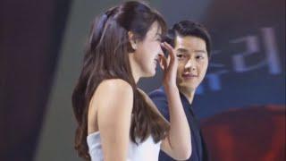 getlinkyoutube.com-Song Joong Ki Song Hye Kyo - Love is the moment