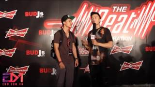 [Exclusive Interview] DJ Get Looze - TOP 4 BUDJs 2015 (31/10/2015)