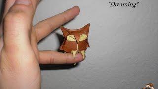 getlinkyoutube.com-Origami Dreaming owl (Alexander Kurth) Tutorial
