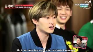 getlinkyoutube.com-[JHH][Vietsub] Cách Eunhyuk tán gái - Bachelor Party cut