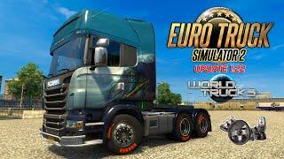 getlinkyoutube.com-Euro Truck 2 - Beta das Novidades | Tudo Sobre à Atualização v1.22