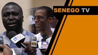 Senego TV: Alioune ndoye et Bamba fall crient victoire