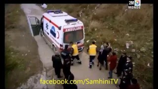 getlinkyoutube.com-Samhini 2M / Beni Affet / Ep 795 - 796 / Accident de Manar Kozan