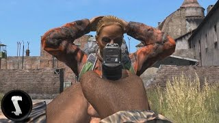 FAIL CENTRAL - DayZ Funniest Moments #1