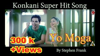 getlinkyoutube.com-Yo Moga | Romantic song | Official Video | (Ek Geeth) - Stephen Frank & DJ Jsn Remix