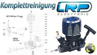 getlinkyoutube.com-LRP Z.28R Pullstart Spec.3 Komplettreinigung/Problem! | FULL HD | Deutsch Part 1