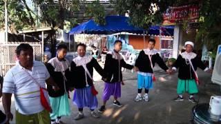 ปีใหม่บ้านลีซอห้วยส้าน เลาต๋า 2556 Thailand Lisu