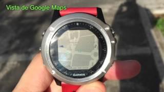 getlinkyoutube.com-Instalar Google Maps y Open Street Maps en Garmin Fenix 3