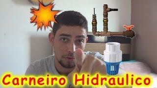 getlinkyoutube.com-Carneiro Hidráulico - Válvula de Sucção