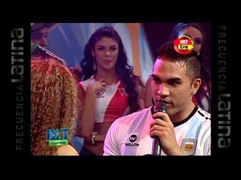 Bienvenida La Tarde: Competidoras enfrentan a Chicas Doradas de Brasil