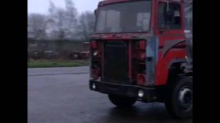 getlinkyoutube.com-Scania 141 first drive after 10 years