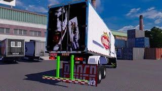 Euro Truck Simulator 2 -  VM Frigorífico nas Alturas + Link Download