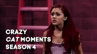 Victorious - Cat goes crazy  [[HD]]