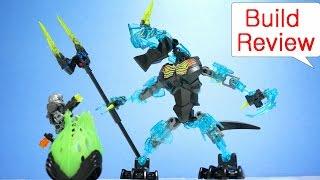 getlinkyoutube.com-Lego HeroFactory 44026 Crystal Beast Vs  Bulk - Build Review (레고 히어로팩토리 장난감)