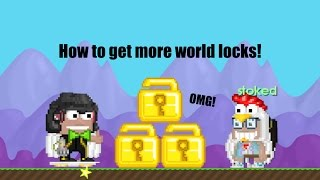 getlinkyoutube.com-Growtopia | How to double your WLS?!
