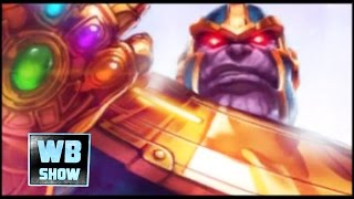 getlinkyoutube.com-Marvel: Future Fight - Thanos + Black Order Update!