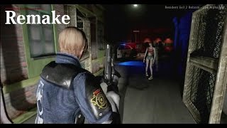 getlinkyoutube.com-RESIDENT EVIL 2 REBORN - Fan HD Remake バイオハザード2 REBORNファンのHDリメイク