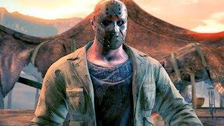 getlinkyoutube.com-Mortal Kombat X Jason Kill For Mother Fatality on All Characters