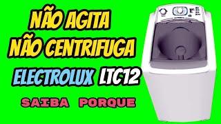 getlinkyoutube.com-Não Agita e Não Centrifuga | Electrolux LTC12