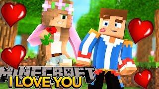 getlinkyoutube.com-I LOVE YOU LITTLE KELLY - Minecraft Date Night - Little Donny Adventures.