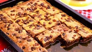 getlinkyoutube.com-Postan kolač na vodi - Jafa