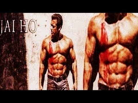 Salman Khan's Jai Ho Climax Action Scene Leaked-Jai Ho First Look