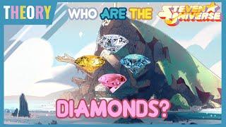 getlinkyoutube.com-Steven Universe Theory - Who Are the Diamonds?
