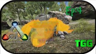 getlinkyoutube.com-Ark: Survival Evolved | Pheonix Tame, Forge, Grinders, Dehydrator, & Power #4 (Ark Modded Gameplay)