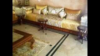 Salons Marocains 2016 جديد الصالونات المغربية 2015