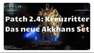getlinkyoutube.com-Patch 2.4: Das neue Akkhans Set für den Kreuzritter (Schuldspruch Build)