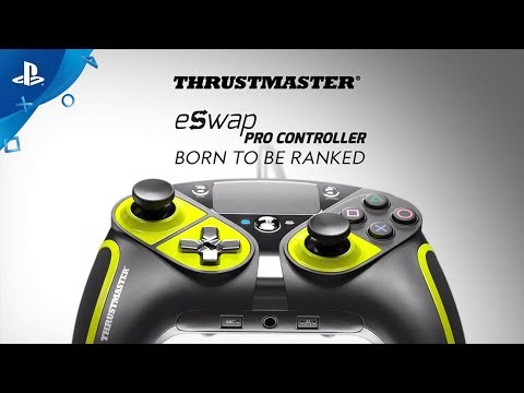 Thrustmaster eSwap Pro PS4 Wired Controller