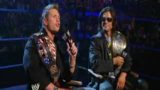 getlinkyoutube.com-The Dirt Sheet John Morrison vs The Miz Part 1/2