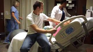 getlinkyoutube.com-Dramatic Natural Birth Vlog