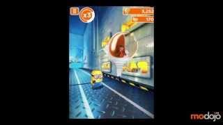 getlinkyoutube.com-Despicable Me Walkthrough: Minion Rush Vector Boss Battle (iPhone/iPad)
